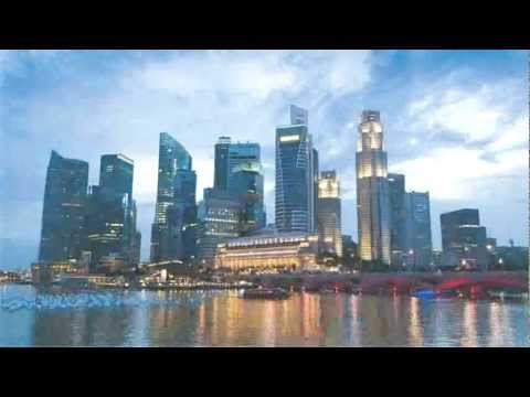 Digital Singapore: An Intelligent Nation