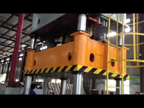 Four Column Deep Drawing Hydraulic Press 1000 tons for ACCURL(CHINA)