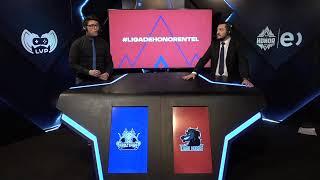 Liga de Honor Entel | Jornada 9 | Apertura 2020 | League of Legends