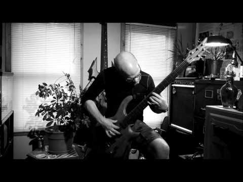 Carcass - Captive Bolt Pistol (Fretless Bass Guitar Cover)