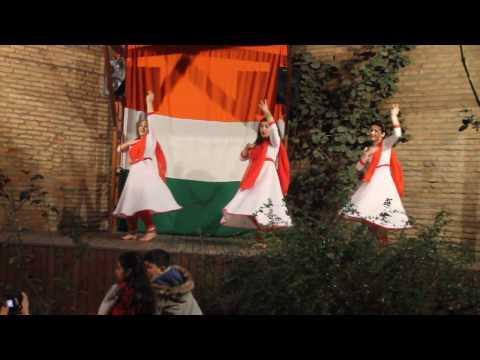 sanson ki mala pe / kathak style / dance group Lakshmi