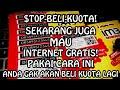 Terbongkar!! Internet Gratis Indosat NoI Pulsa Nol Kuota