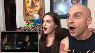SPIDER-MAN: FAR FROM HOME OFFICIAL TRAILER REACTION!!!