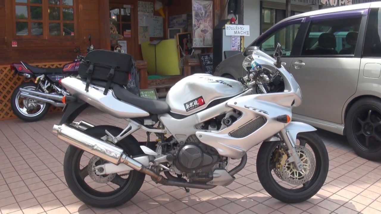VTR1000F FIRE STORM SC36 ホン...