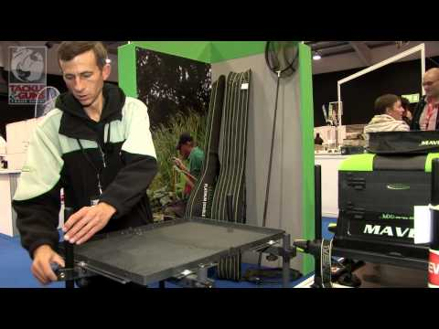 Andy Kinder shows us the new Maver side tray launching next year