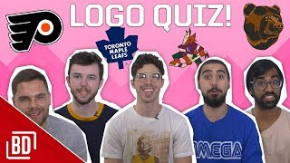 CAN YOU PASS THIS DIFFICULT NHL LOGO QUIZ?