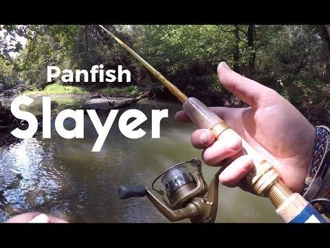 BPS Tiny Lite & Micro Light First Fishing Impression