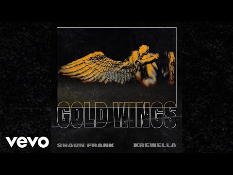 Shaun Frank, Krewella - Gold Wings (Audio)