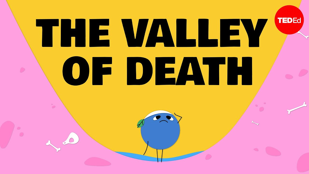 Why good ideas get trapped in the valley of death— and how to rescue them