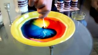 Magic Milk Chemistry Experiment