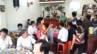 Tất niên 2016 (tại nhà NS Văn Châu) | Nguyễn Quang - Yến Thanh | Lý chim quyên