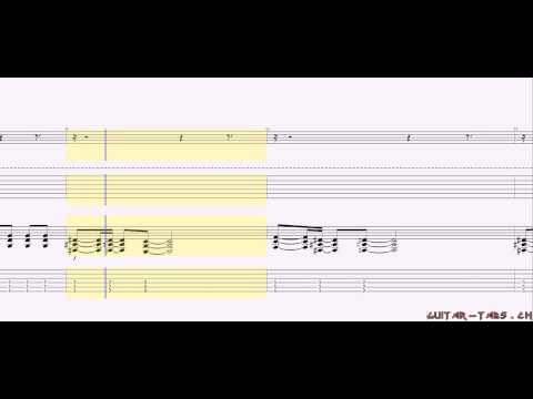 System Of A Down Tabs - Aerials