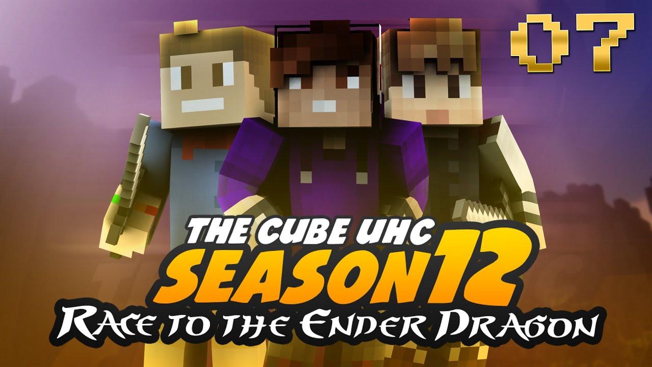 Minecraft: Cube UHC! Season 12: Episode 7 - EXECUTE PANIC!