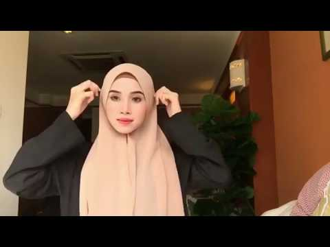 Easy And Simple Hijab Tutorial - Part 2