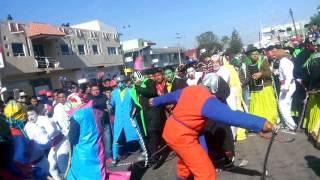 Carnaval Tenancingo  Tlaxcala 2017 Martes