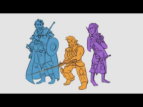 Act 2 Episode 1 | Dungeons and Dragons