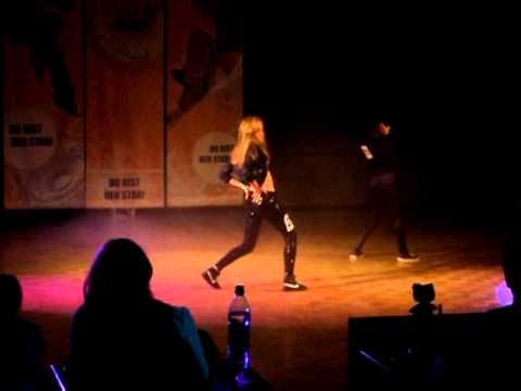 Dance4fans 2.10.10 Leipzig Melis Boom Boom Pow