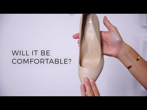How To Know If A Shoe Will Be Comfortable