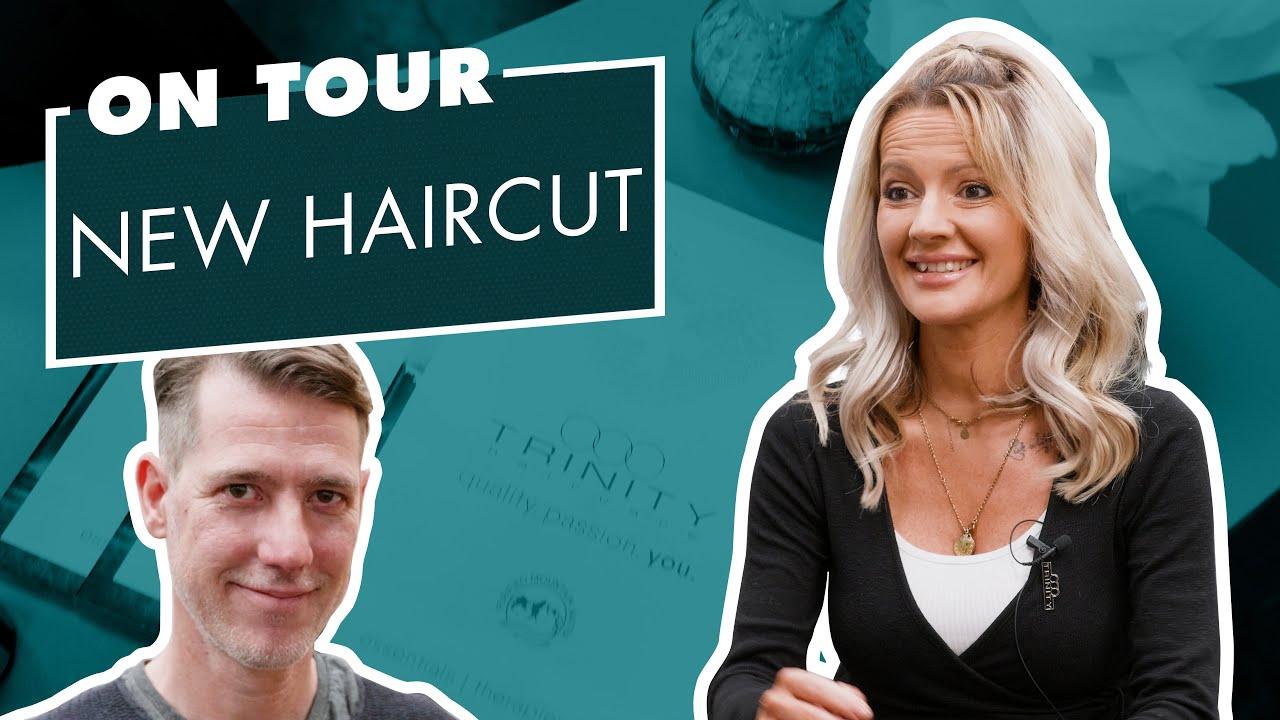 dfm OnTour I Zu Besuch im TRINITY haircare Studio
