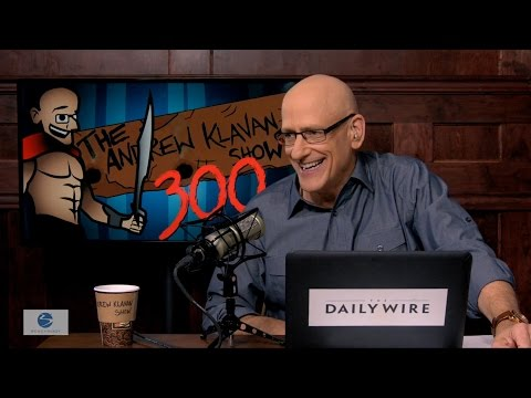 The Andrew Klavan Show Ep. 300 - Trump: The End of the West or a New Beginning?