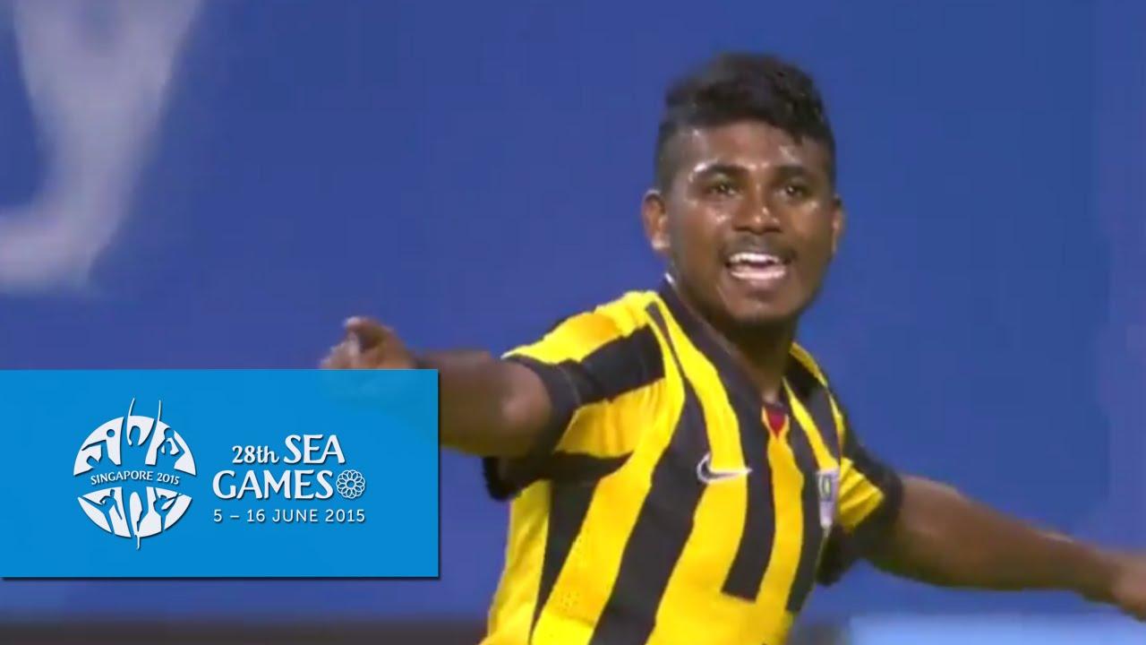 Video: U23 Malaysia vs U23 Đông Timo