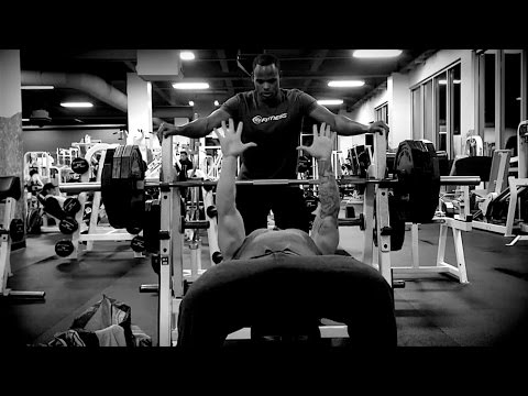 LIFTING HEAVY  To Escape Depression, Anxiety, & Depersonalization (MOTIVATION for the Down & Out)