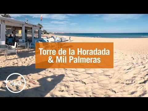 Torre de la Horadada & Mil Palmeras i VR/360 - Fastighetsbyrån Utland