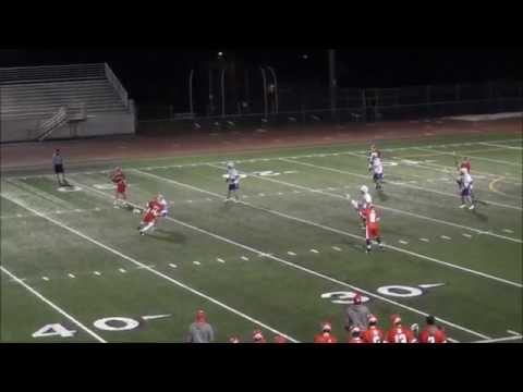 Quang Do - 2014-2015 Lacrosse Freshmen Highlights