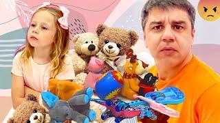 Nastya e papai coleção engraçada de histórias para crianças