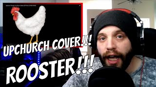 "REACTION!!! Upchurch ""Rooster"" by Alice in Chains (OFFICIAL COVER VIDEO)"