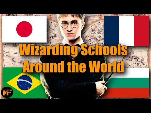 Every Wizarding School Around the World Explained
