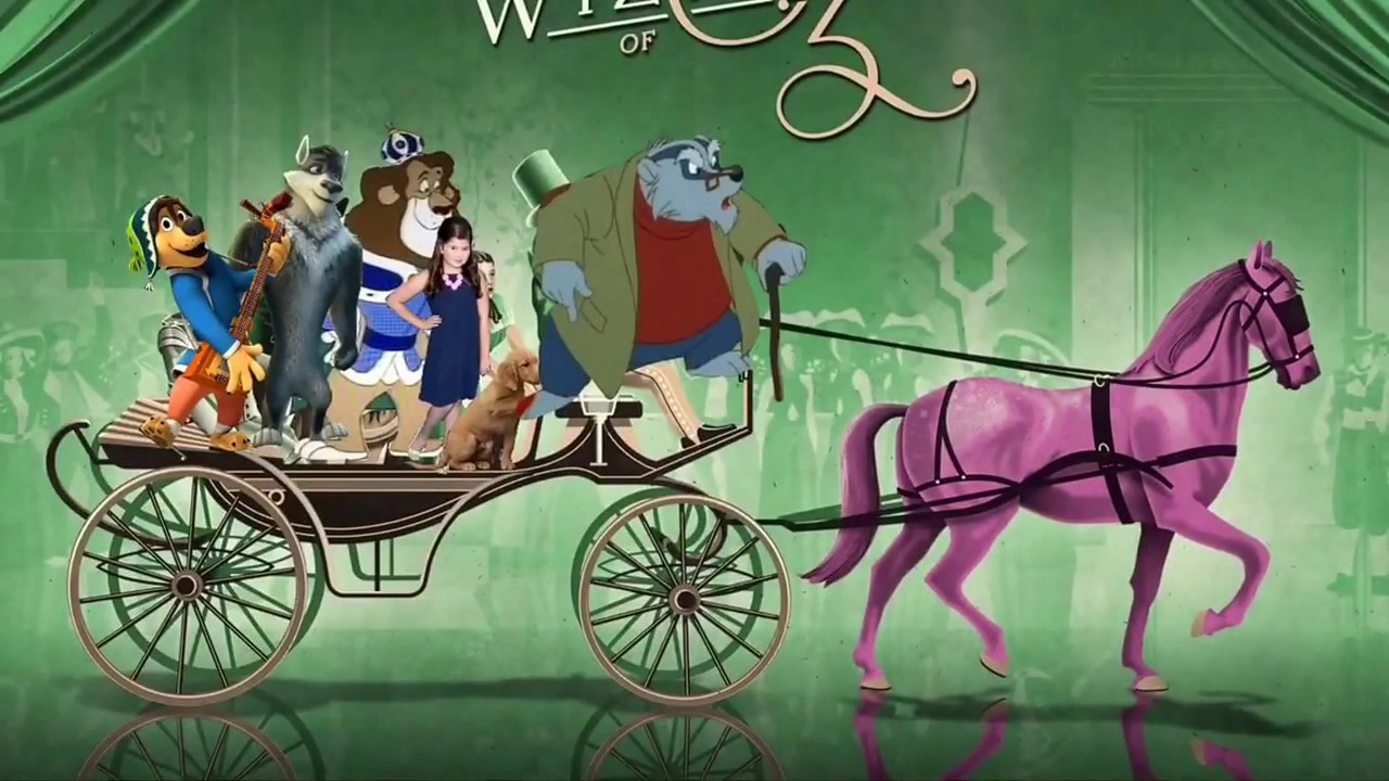 The Wizard Of Oz Sousuke And Feeblesons Part 22 The