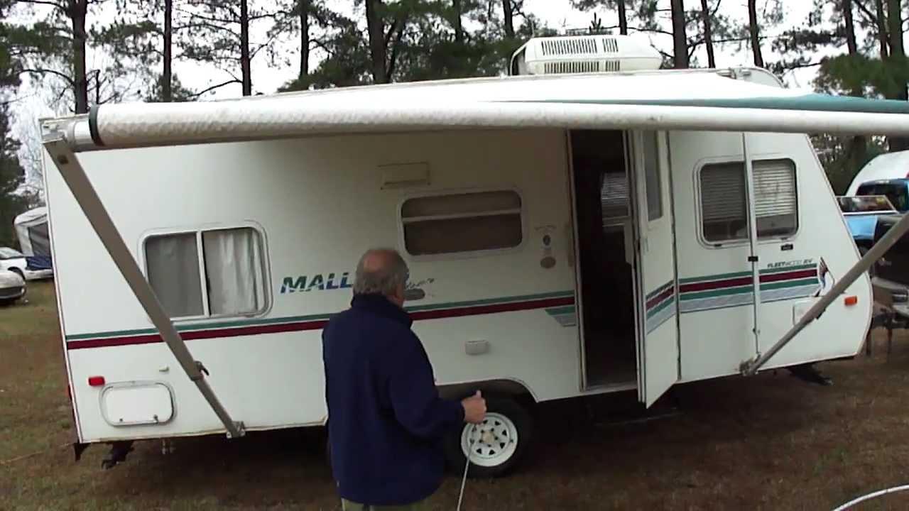 2000 Mallard Feather 721L Walkaround