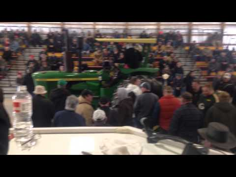 John Deere 6030 sells for $19,500 at Polk Auction Spring Collector Tractor Auction