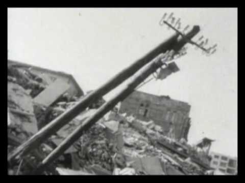 Skopje earthquake 1963
