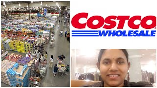 Costco Wholesale in USA |అమెరికా లో Wholesale store |Costco Shopping | Prices