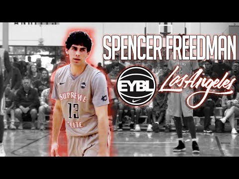 SMOOTHEST PG in EYBL! Spencer Freedman Makes Bol Bol & Shareef O