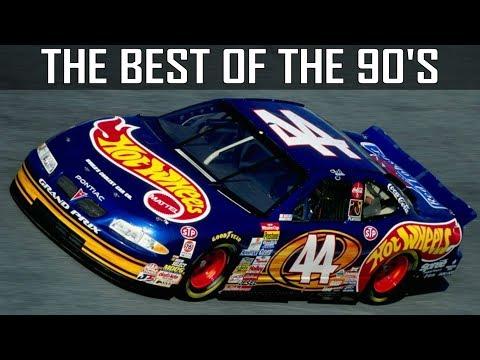 Top 10 BEST NASCAR 90's Paint Schemes