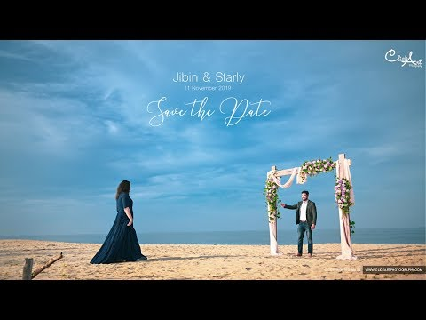 SAVE THE DATE JIBIN & STARLY