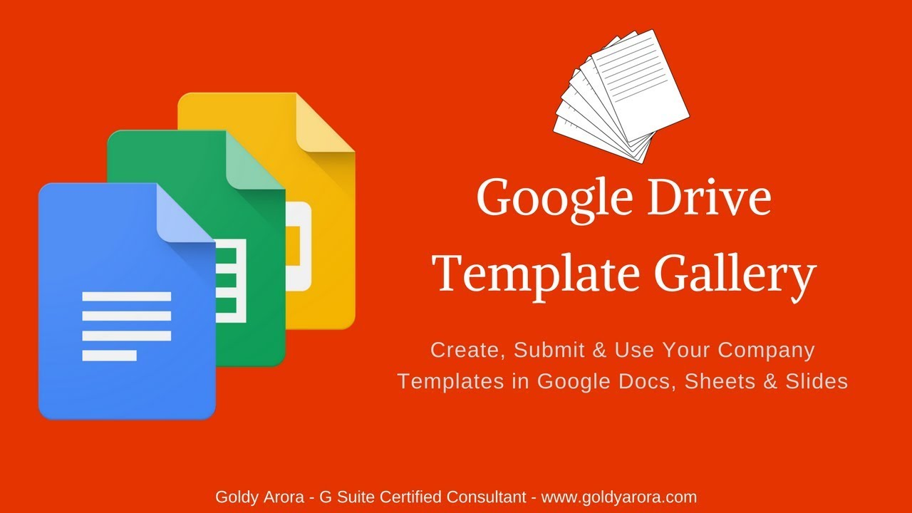 Google Docs Template Gallery Submit Use Your Own Company - Google design templates