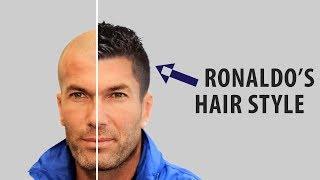 Hairstyle Ronaldo