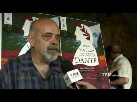 """Culture. Verso """"Matera InCanta Dante"""""""