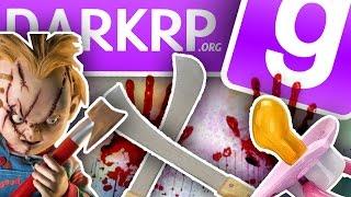 SERIE DARKRP #11 | JE SUIS UN ENFANT... BIZARRE ! | GARRY'S MOD RP DETENTE DELIRE | GANG9STAR