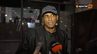 Ривалдо пред Sportal.bg: Щастлив съм, че синът ми е част от Левски