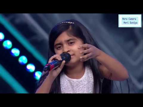 Aao Huzuur song by little singer | Dil hai Hindustani 2 |cutest voice