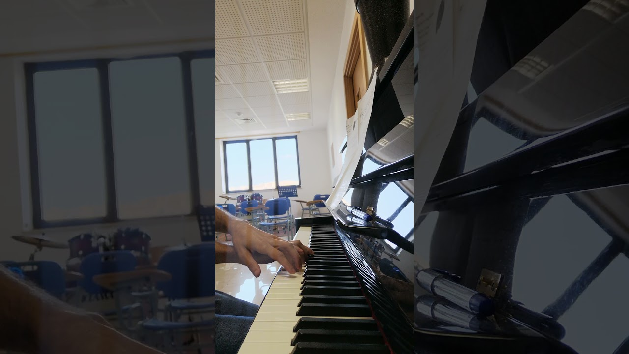 the milky way piano