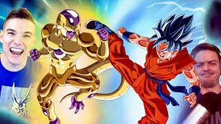 INCREDIBLE DUAL SUMMON! Nanogenix VS Rhymestyle Goku & Frieza Summons! Dragon Ball Z Dokkan Battle