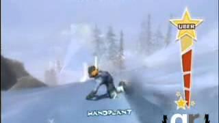 SSX Blur - custom gameplay 01-22-07