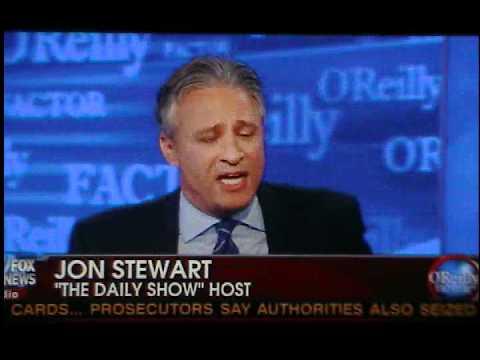 Bill O'Reilly vs Jon Stewart ( 9/22/10 ) ( part 1 )