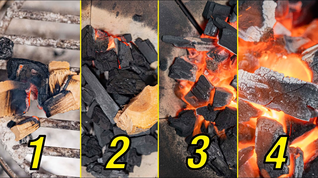 4 Basic BBQ everyone should know about